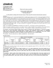 Wheelock MT series.pdf
