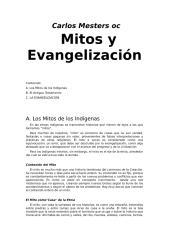 mesters - mitos y evangelizacion.rtf