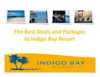 The Best Deals and Packages to Indigo Bay Resort.pdf