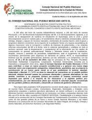 EL CNPM ANTE EL CENTENARIO DE NUESTRA COSNTITUCION propuesta.doc