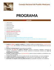 Programa del Consejo Nacional del Pueblo Mexicano 24-11-2015.docx