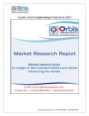 Gastric Ulcers-Epidemiology Forecast to 2025.pdf