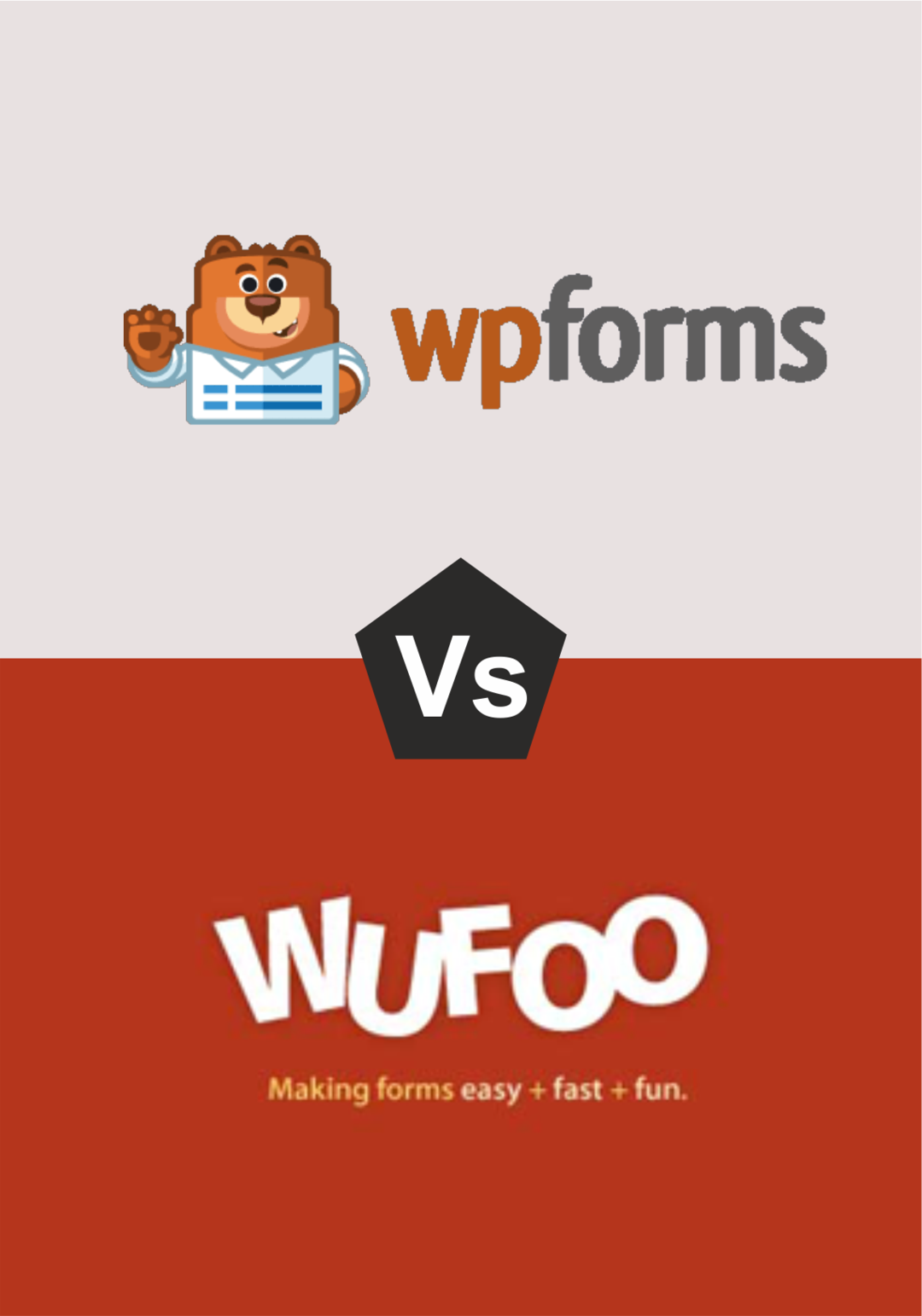 WPForm vs Wufoo Creat Contact Form WordPress