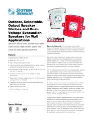 Outdoor_Wall_Speakers_SpeakerStrobes SPSWK.pdf