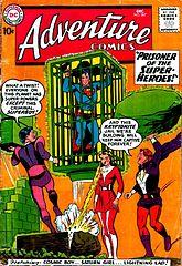 1959-12 - adventure comics 267 (prisoner of the super-heroes).cbr